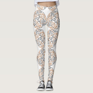 Celtic Lines II Leggings