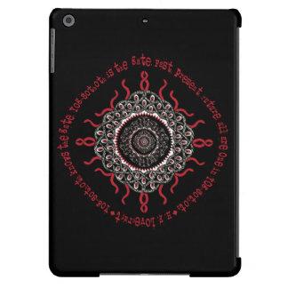 Celtic Lovecraftian Cosmic Monster Deity iPad Air Cases
