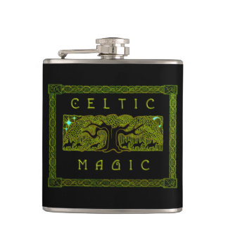 Celtic Magic - The Great Tree Flask