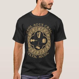Celtic Music T-Shirt