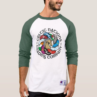 Celtic Nations Trading Company Flags For Lights T-Shirt