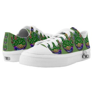 Celtic Ornament Sneakers