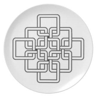 Celtic Party Plates