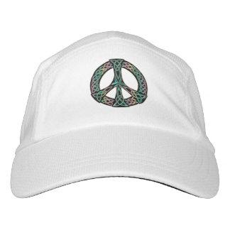 Celtic Peace - Celtic Knot Peace Sign Hat