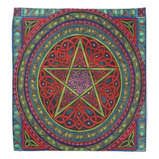 Celtic Pentagram Bandana