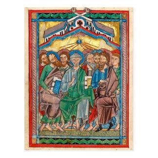 Celtic Pentecost Icon Postcard