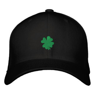 "Celtic Quest ""Green Clover"" FlexFit Hat"