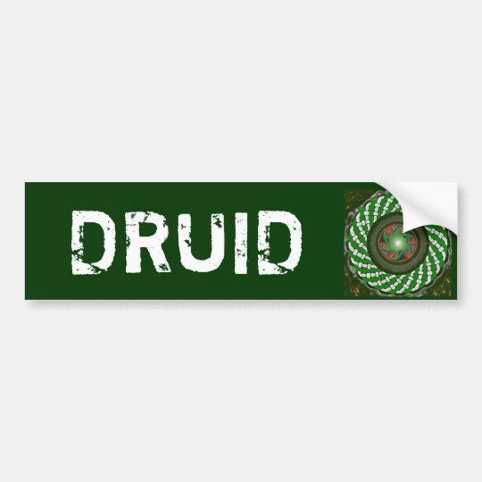 Celtic Sacred Centre Bumper Sticker