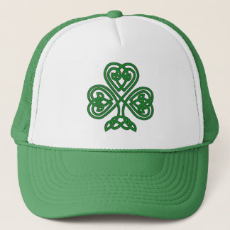 Celtic Shamrock St. Patrick's Day Hat