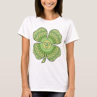 Celtic Shamrock Women's Light Shirt