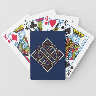 Celtic Shield Knot Poker Deck