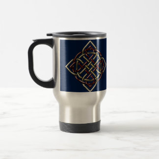 Celtic Shield Knot Travel Mug