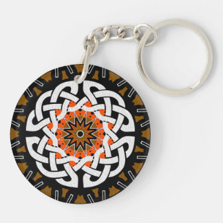 Celtic Shine Keychain