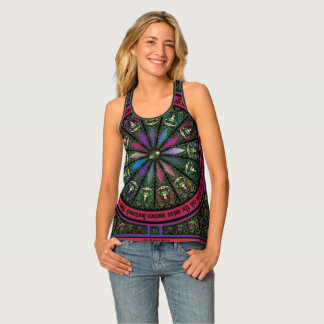 Celtic Sleeping Beauty Part I: The Gifts Tank Top