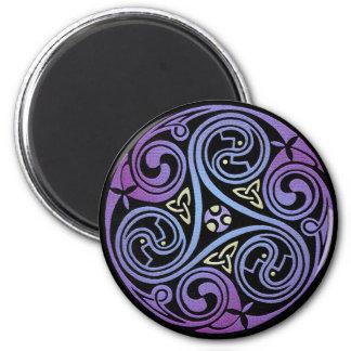 Celtic Spiral #1 Magnet
