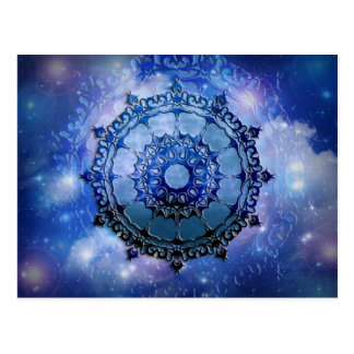 Celtic Spirit Mandala Postcard