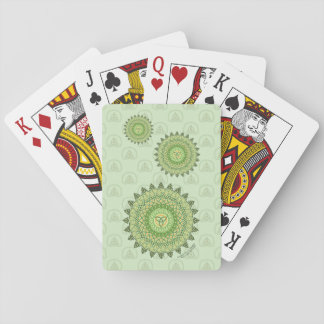 Celtic St. Patty's Day Classic Playing Cards