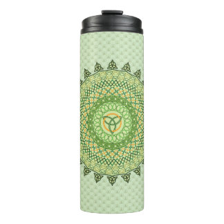 Celtic St. Patty's Day Thermal Tumbler