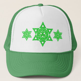 Celtic Star of David Hats