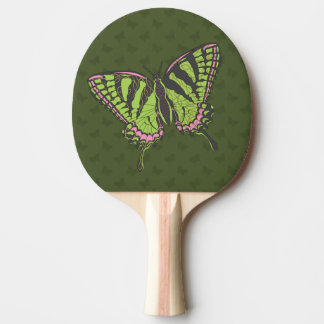 Celtic Swallowtail Ping Pong Paddle
