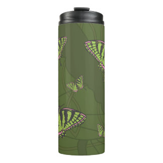 Celtic Swallowtail Thermal Tumbler