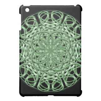 Celtic Swirl Mandala Cover For The iPad Mini