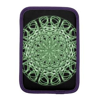 Celtic Swirl Mandala Sleeve For iPad Mini