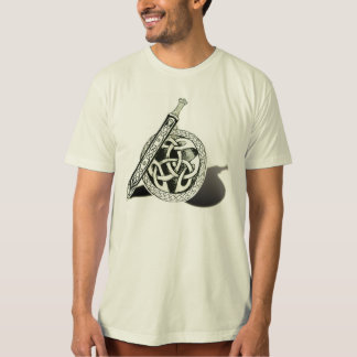 Celtic Sword and Shield T-Shirt