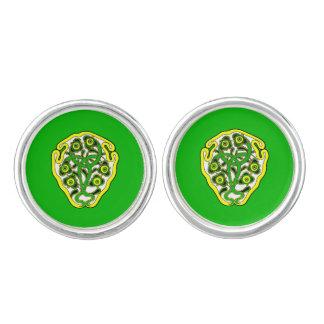 Celtic symbol cufflinks