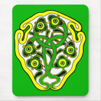 Celtic symbol mouse pad
