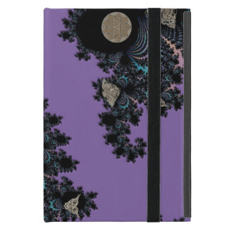 Celtic Symbolic Metal Fractal Collage Covers For iPad Mini