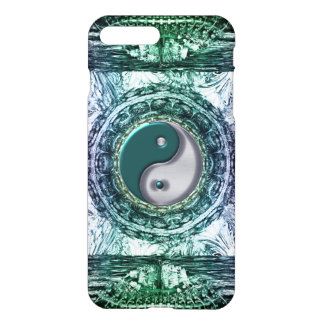 Celtic Tapestry Yin Yang iPhone 7 Plus Case
