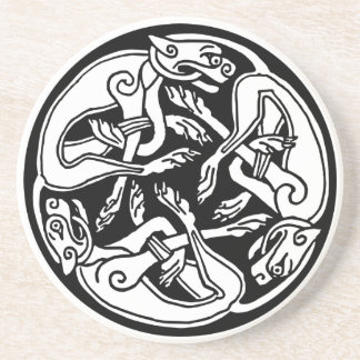 Celtic Tattoo Coaster