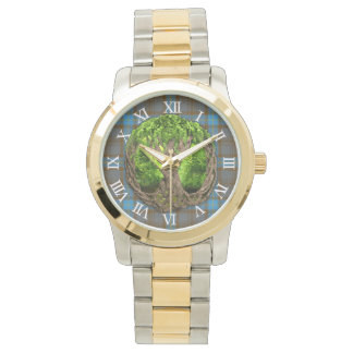 Celtic Tree Of Life Clan Hannah Watch