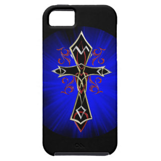 Celtic Tribal Cross iPhone 5 Case