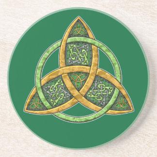 Celtic Trinity Knot Coasters