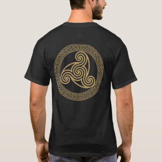 Celtic Triple Spiral T-Shirt