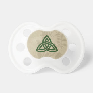 Celtic Triskel Baby Pacifiers