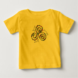 Celtic Triskele Strength Symbol T-Shirt
