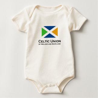 Celtic Union Baby Bodysuit