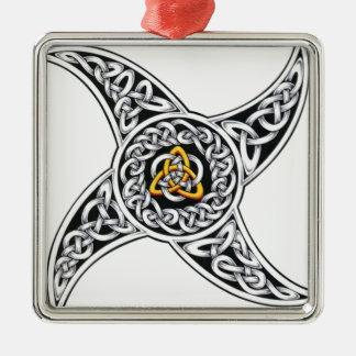 celtic-warriors symbol metal ornament