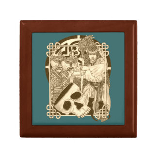 Celtic Woodland Witch giftbox Gift Box