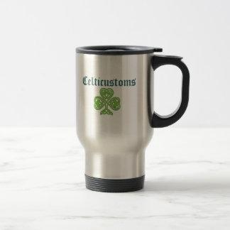 Celticustoms Tumbler Mug