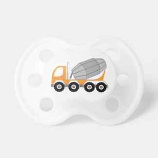 Cement Truck Pacifier