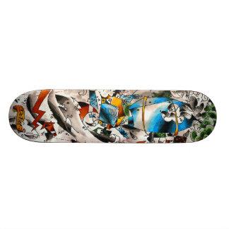 cementboard_oldschool skate boards