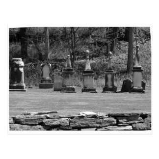 Cemetery 2 postcard