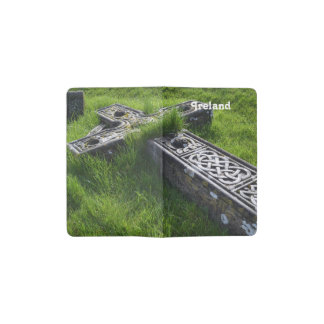 Cemetery at Rock of Cashel Pocket Moleskine Notebook