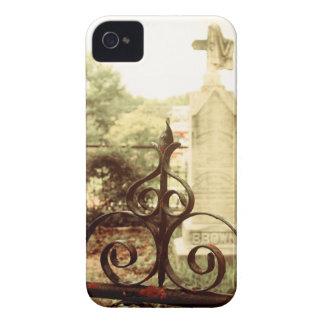 Cemetery Gate iPhone Case