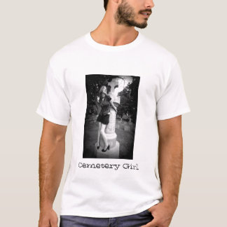 Cemetery Girl T-Shirt