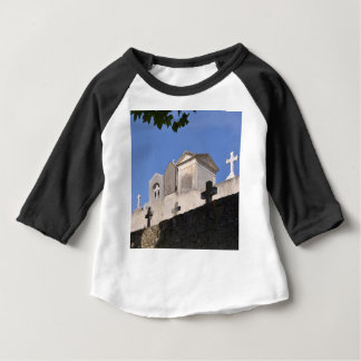 Cemetery in Menton Baby T-Shirt